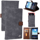 KroO Matrix 2 Universal Wallet Case Cover & Stand for Smartphone Phablets XXM2-2
