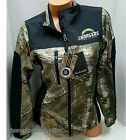 NWT~WOMENS NFL SAN DIEGO CHARGERS REALTREE CAMO BLACK FLEECE SOFTSHELL JACKET $39.99 USD on eBay