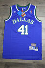 Dirk Nowitzki Dallas Mavericks Jersey Throwback Vintage Classic Retro Rookie New on eBay