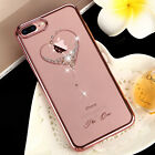 Fashion Ultrathin Bling Austria Diamond Crystal Case Cover For iPhone 6 7 7 Plus