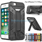 Armor Shockproof Rugged Hybrid Protective Case Cover For iPhone 7 / 7 Plus