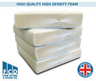 Sofa Foam Cushions Cut to Size - 36kg Medium Density 5½'' & 6'' thicknesses foam