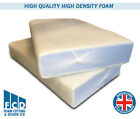 Sofa, Settee, Chair, Foam Cushions Cut to Size - 39kg High Density 3.5'' x 4''