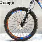 DT SWISS Mountain Bike Rim Cycling Wheel Set Stickers For MTB Race DH Dirt Decal