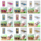 For iPhone Sony Huawei Lenovo ASUS Bling Ring Kickstand Soft TPU Slim Case Cover