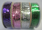 5 Metres Sequin Sequins Tape 6mm for Craft, Scrapbooking,Card Making,Trim,Sewing