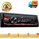 JVC KD-X330BT Mechless Bluetotoh car stereo with FLAC playback USB and AUX input