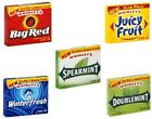 Wrigley's Chewing Gum 12 or 24 Packs