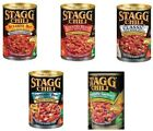 Stagg Chili with Beans -  3 Cans