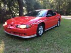 Chevrolet: Monte Carlo Ss 2000 Chevrolet Monte Carlo Ss Pace Car