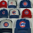 Chicago Cubs Retro Snapback Cap ~Hat ~CLASSIC MLB Patch Logo ~8 Cool Styles ~New