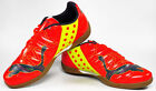 PUMA EVOPOWER 4 IT INDOOR RED/YELLOW SOCCER SHOES MEN SNEAKERS 102956-01 B