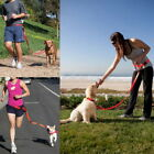 Hands free Dog Lead Walking Running Jogging Waist Belt Leash Adjustable
