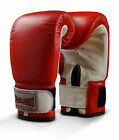 Genuine Leather SMACKABLES (by IRONCORPS) Boxing Bag Gloves/ Bag Mitts