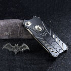Batman Metal Aluminum Bumper Shockproof Back Case Cover For iPhone 6 6s 7 Plus
