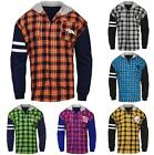 NFL Football 2016 Mens Lightweight Flannel Hooded Jacket - Pick Team on eBay