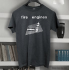 the Fire Engines   t shirt