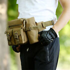 Outdoor Tactical Military Travel Hiking Water Bottle Fanny Pack Waist Bag 8Color