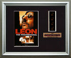 "LEON  ""The Professional""    Jean Reno - Gary Oldman  FRAMED MOVIE FILMCELLS"