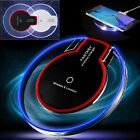 Universal Qi Wireless Quick Charging Charger Pad Mat For iPhone Samsung