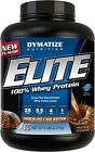 Dymatize Elite 100% Whey Protein Powder 2.27kg / 5lb Muscle Growth + BCAA