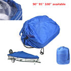 """90"""" 95"""" 100"""" Blue Length Trailer Fishing Ski Boat Cover Waterproof fit most"""