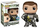 Funko Pop Vinyl Fallout Power Armor Unmasked New York Comic Con Exclusive NYCC