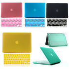 Hard Rubberized Case + Keyboard Cover for Macbook pro 13.3""