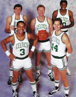 Basketball Celtics McHale, Parish, Bird, Johnson Big 5 Photo Picture