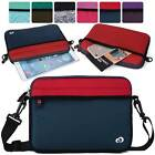 Universal 8 - 10 Inch Tablet Sleeve and Shoulder Bag Case Cover 2-in-1 NDS2-6