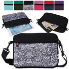 samsung galaxy tab 2 10.1 covers and cases - Universal 8 - 10 Inch Tablet Sleeve and Shoulder Bag Case Cover 2-in-1 NDS2-6