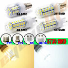 5W/7W/9W/12W E14 E27 G9 110V/220V LED Corn Bulb Light Lamp warm/Pure white WP for sale  Chino