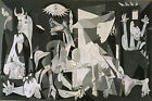 GUERNICA PABLO PICASSO SPANISH CIVIL WAR Canvas Box or Poster Print Wall Art