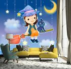 3D Flying Little Girl 924 Wall Paper Print Wall Decal Deco Indoor Wall Murals