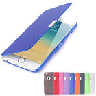 Flip Leather Ultra Thin Slim Cover Magnetic Case For Apple iPhone 5 6 7
