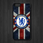 Chelsea football club logo case cover for Apple iPhone, Samsung, HTC.