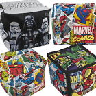 Official Licensed Character Bean Cube Filled Bean Bag Marvel Star Wars Gift Idea