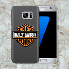 Motorcycles Harley Davidson UV thin case cover for Samsung Galaxy.