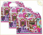 [Genuine Licensed] My Little Pony Art Toy Gift Kids Craft DIY Decal Sticker Kits