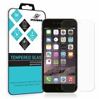 High Quality Tempered Glass Protector Apple iPhone 5/5s/SE 6/6s 7 - Pack of 2