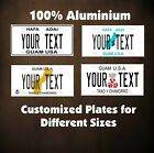 Guam Auto Custom Car OR Motorcycle Novelty Personalized License Plates Tag