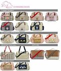 Pink Lining Yummy Mummy Baby Changing Nappy Bag with Change Mat *Various Designs