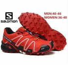 Salomon Speedcross 3 Scarpe Uomo - Donna da Corsa Trail Trekking Outdoor