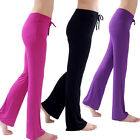 Women Ladies Sport Yoga Pants Fitness Exercise Causal Trouser Leggings Plus Size