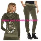 NWT Juicy Couture Velour Tracksuit Women Embellished Jacket Pants S, M, L