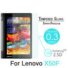 Tempered GlassScreen Protector Flim  For Lenovo Yoga Tab3  X50L X50F Tablet 10*