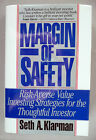 Margin of Safety  Seth Klarman - 1991 -- hardc w/dj - 1st Edition 1st Printing