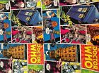 EBOR PATCHWORK FABRIC - DR WHO  - 54493