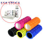 Fitness Floating Point Yoga Foam Roller for Gym Exercise Massage Pilates Workout