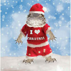 ProRep Reptile Christmas Cards 10 Pack - Sledge, Beardie, Leopard gecko, Anole